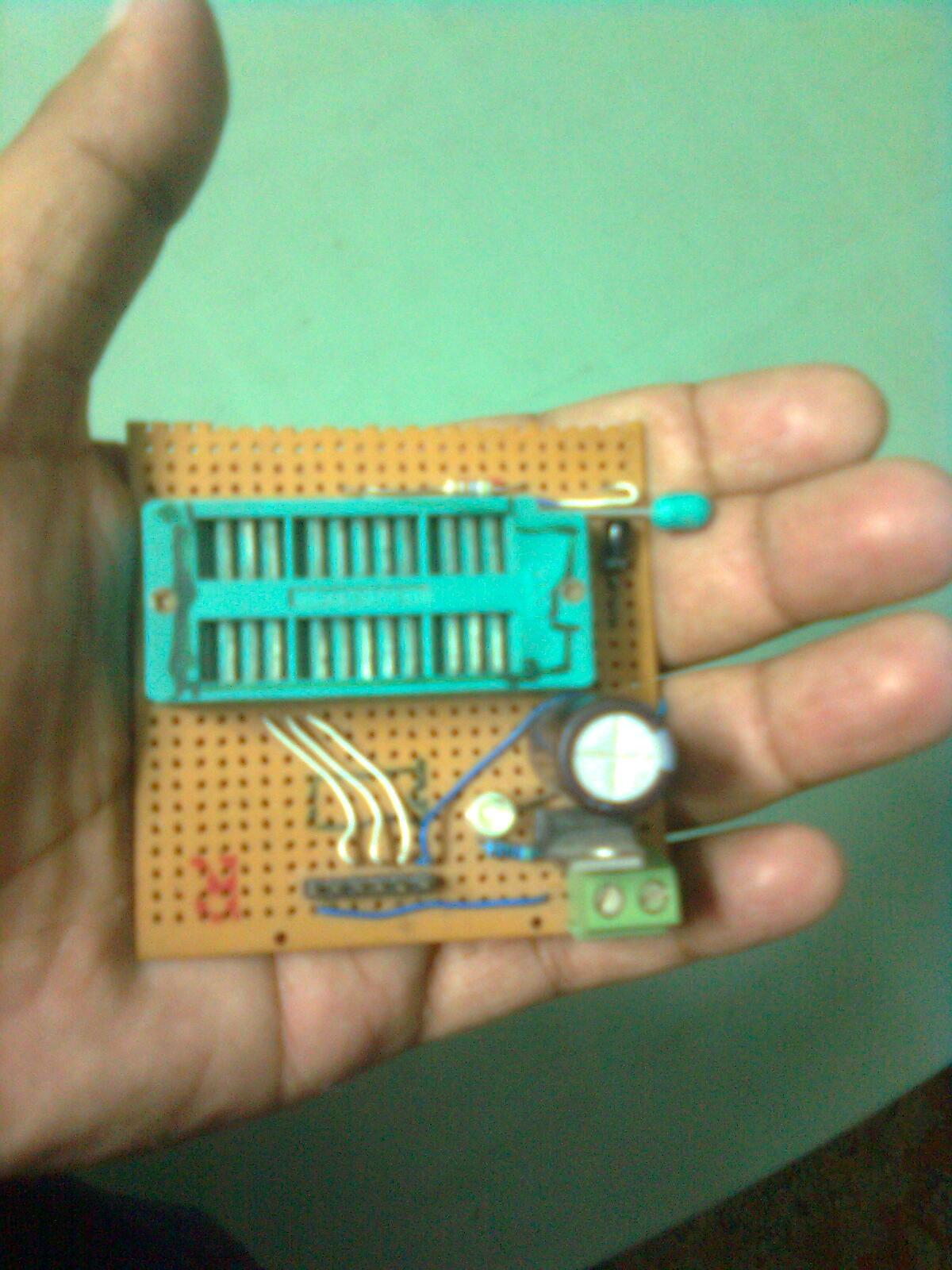 USB программатор PIC своими руками 31